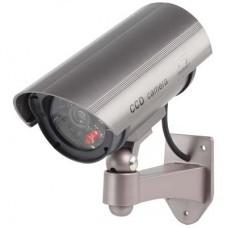 Ομοίωμα Εξωτερικής Κάμερας  Με Βάση & IR Led Konig SEC-DUMMY CAM 30