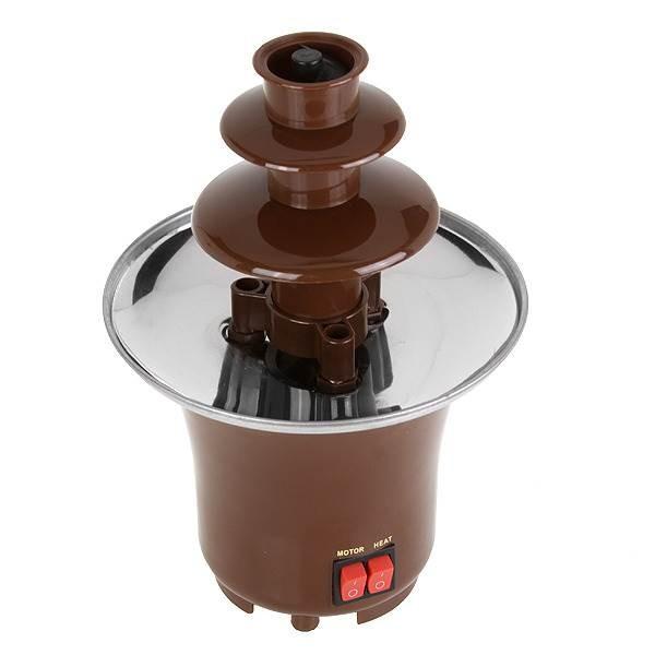 Ηλεκτρική σοκολατιέρα - Συσκευή για Fondue σοκολάτας