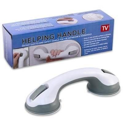 Βοηθητική Λαβή Τοίχου Με Βεντούζα Για Το Μπάνιο - Helping handle TV