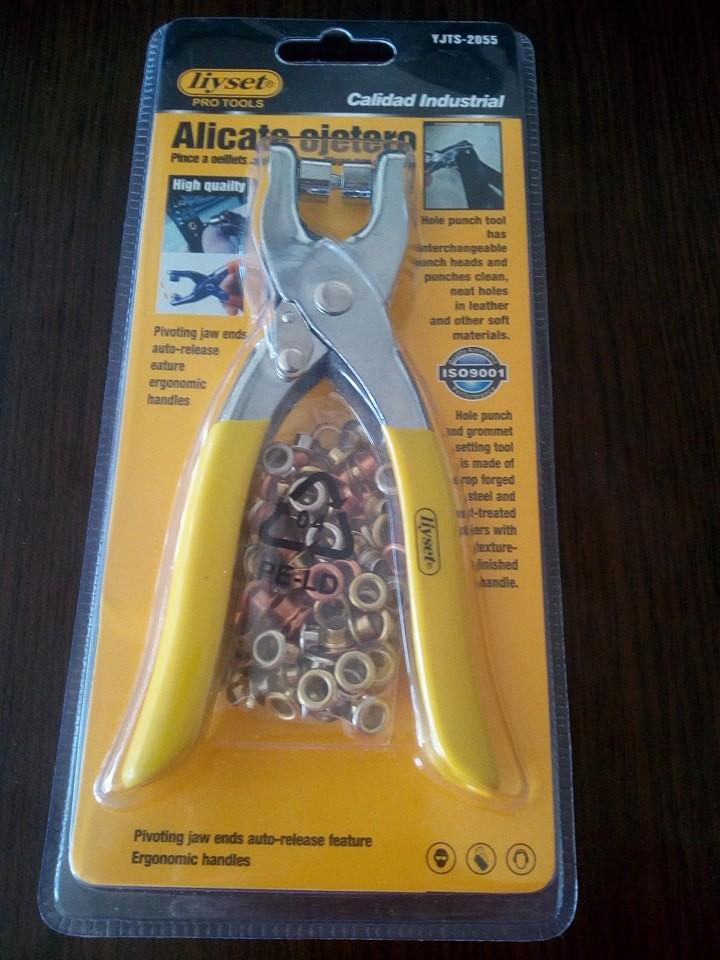 Πένσα-Εργαλείο Για Τρύπημα Ζώνης,Δερμάτων Liyset Pro Tools