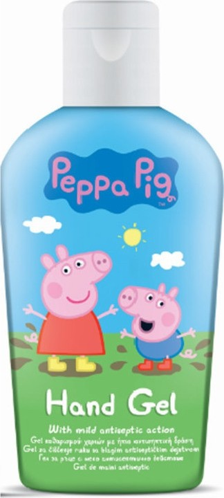 Peppa Pig Hand Gel with Mild Antiseptic Action 75ml
