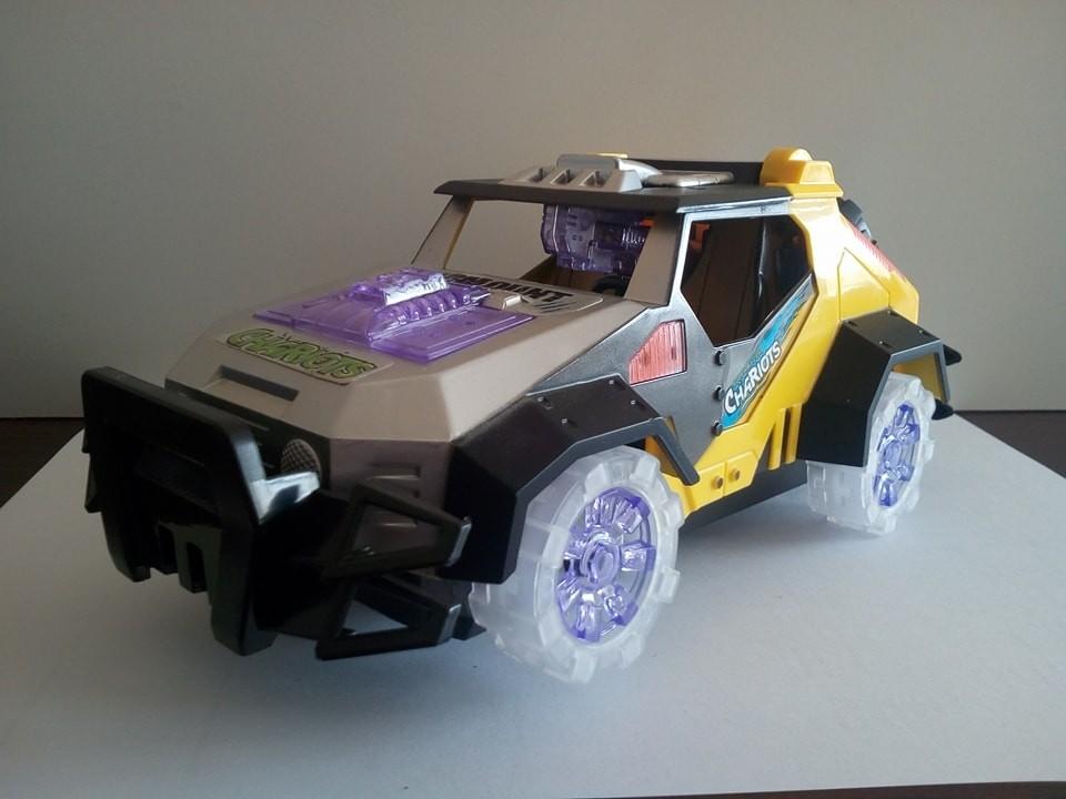 Αυτοκινητάκι Με Φώτα Και Ήχο-Super Racer Chariots