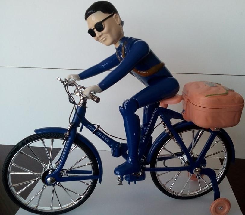 Ποδήλατο Competition Bicycle Style