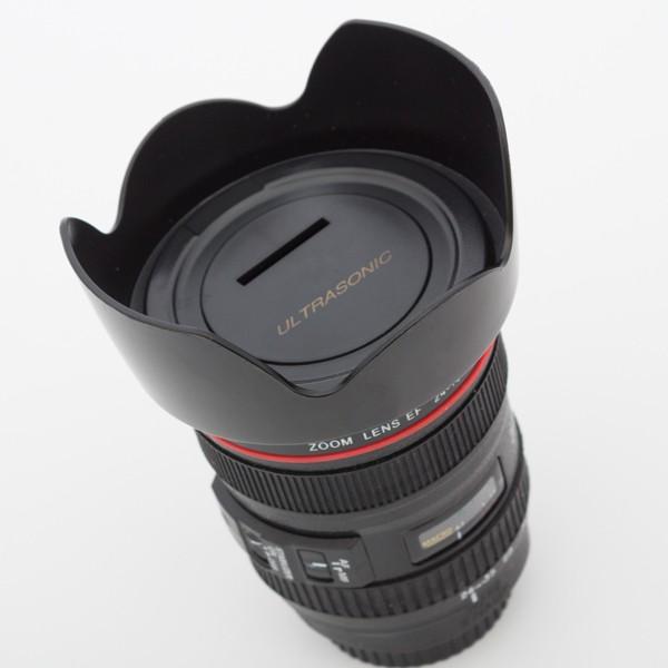 Κουμπαράς Φακός Κάμερας