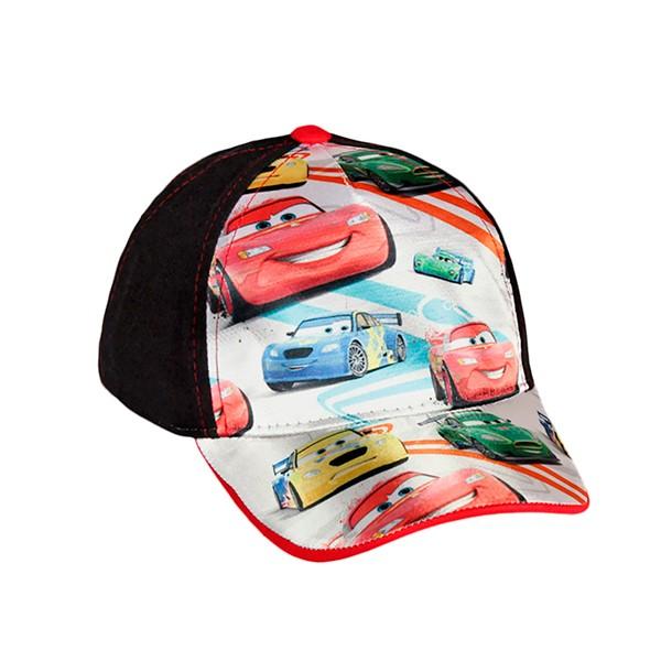 Παιδικό Καπέλο Cars Μαύρο