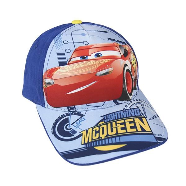 Παιδικό Καπέλο Cars (53 εκ) Μπλε