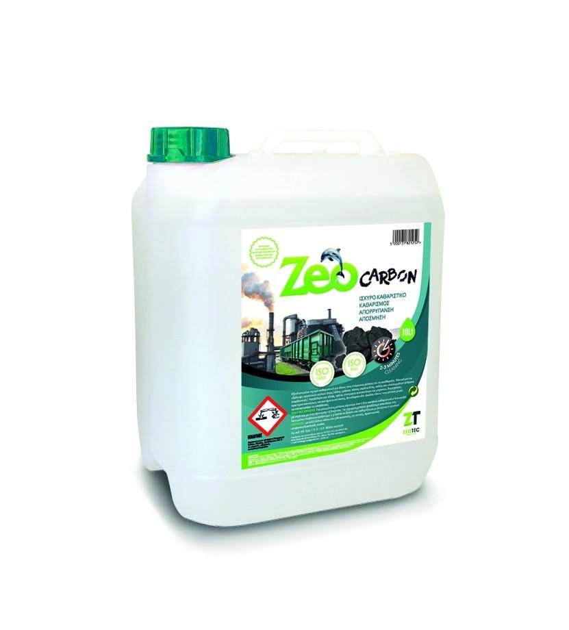 Zeo Carbon Υγρό καθαριστικό για απανθρακωμένους ρύπους 10lt