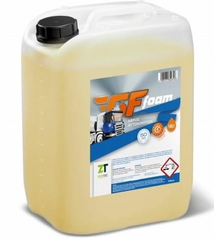 GF Foam - Διογκωτικός αφρός πλυσίματος οχημάτων με χρήση αφροποιητή 11lt