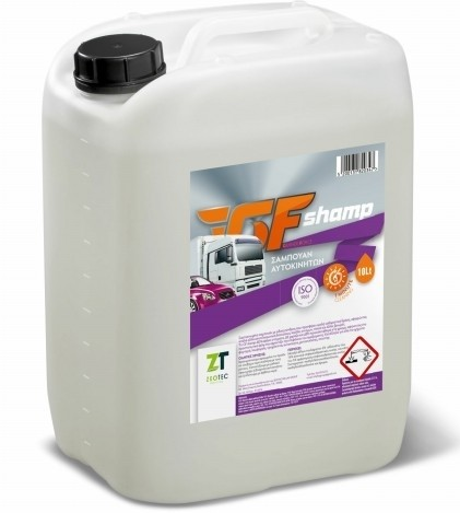 GF Shampoo - Συμπυκνωμένο σαμπουάν πλυσίματος oχημάτων 11lt