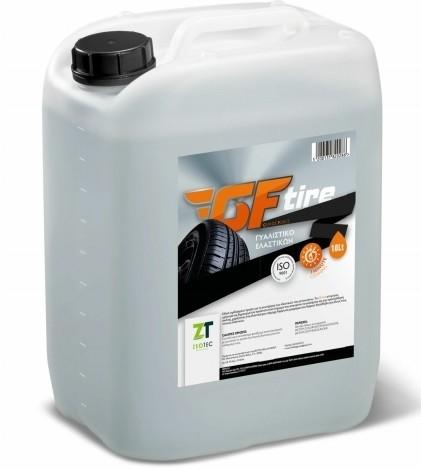 GF Tire - Ειδικό γυαλιστικό και καθαριστικό ελαστικών 10lt