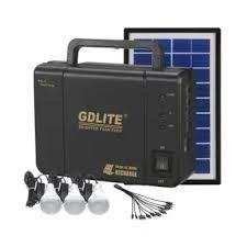 SOLAR LIGHTING SYSTEM - Αυτόνομo Φωτοβολταϊκό Σύστημα