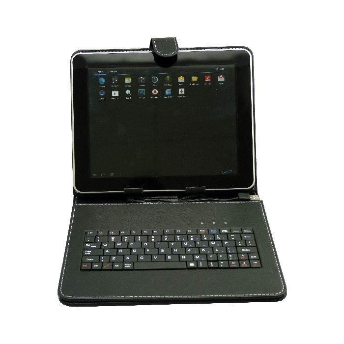 Θήκη Για Tablet Με Πληκτρολόγιο-Tablet Case with Keyboard 7'' Element TAB-100 Μαύρου Χρώματος