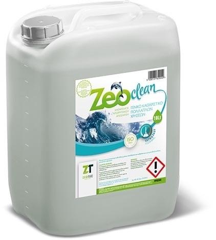 Zeo Clean - Ισχυρό καθαριστικό πολλαπλών χρήσεων 10lt