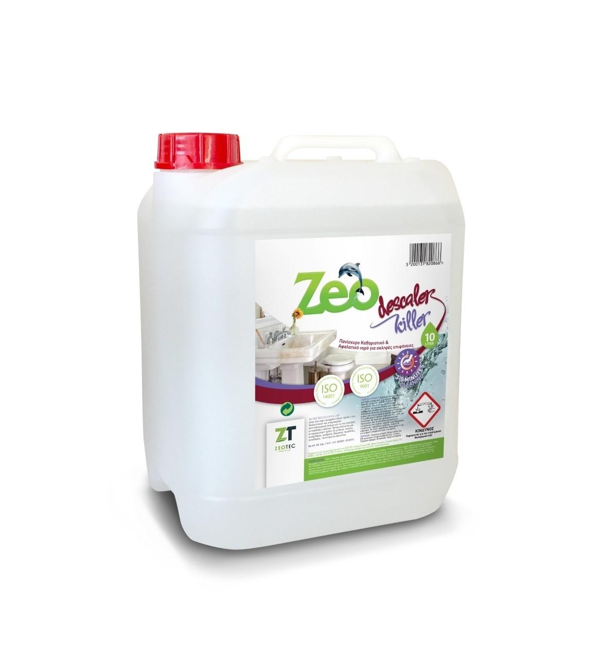 Zeo Descaler - Εξαιρετικά ισχυρό καθαριστικό κατά των αλάτων 20lt