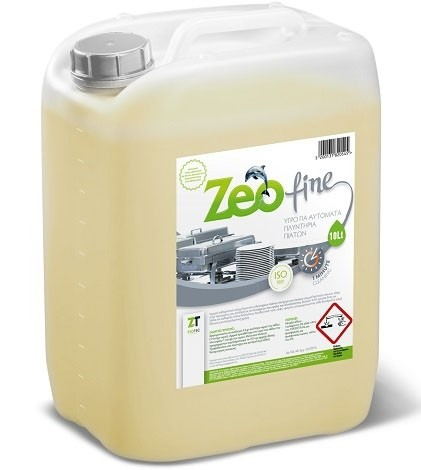 Zeo Fine - Υγρό απορρυπαντικό επαγγελματικών πλυντηρίων πιάτων 6lt