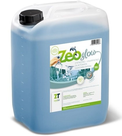 Zeo Glow - Λαμπρυντικό - Στεγνωτικό για επαγγελματικά πλυντήρια 20lt