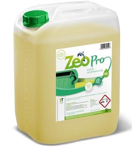 Zeo Pro - Εξειδικευμένο καθαριστικό οργανικών ρύπων 10lt