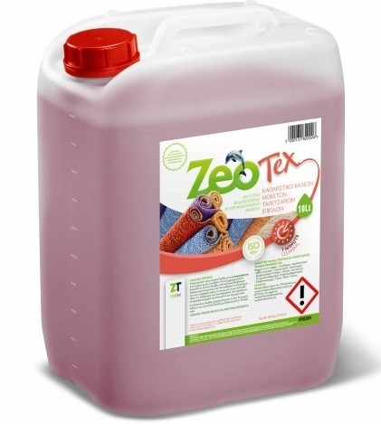 Zeo Tex - Υγρό καθαρισμού για υφασμάτινες επιφάνειες 20lt