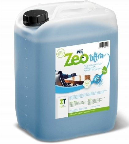 Zeo Ultra - Γενικό καθαριστικό πολλαπλών επιφανειών με ιδιαίτερα ευχάριστο άρωμα 5lt