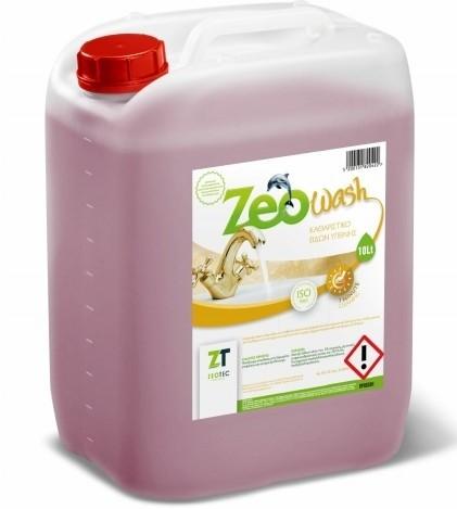 Zeo Wash - Καθαριστικό ειδών υγιεινής με μοναδικό άρωμα  20lt
