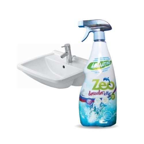 Zeo Descaler - Εξαιρετικά ισχυρό καθαριστικό κατά των αλάτων 750ml