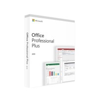 Microsoft Office Professional Plus 2019 - 1 PC Key Multilanguage (MSOPP19MR)