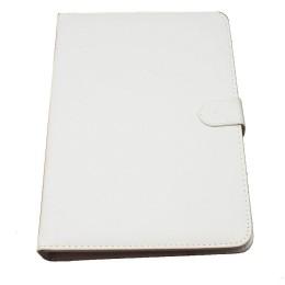 Αναδιπλούμενη θήκη και βάση για Tablet 7' με Αγγλικό πληκτρολόγιο android version 5 & 6 -Λευκό