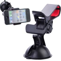 Βάση στήριξης αυτοκινήτου ΟΕΜ για κινητά Smartphones, Mp4, Mp3, GPS Universal με μανταλάκι και βεντούζα