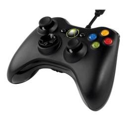 Μαύρο Ενσύρματο Χειριστήριο Joypad Για PC Ή laptop - Μαύρο Χρώμα