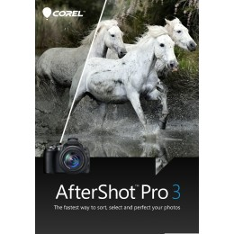 Corel AfterShot Pro 3 ESD Windows/Mac/Linux
