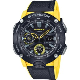 Casio G Shock Carbon (GA-2000-1A9ER)