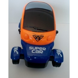 Αυτοκινητάκι Super Car 3D