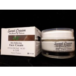 Face Cream 40+ 50ml