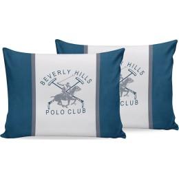 Σετ Μαξιλαροθήκες 50 X 70 Cm 2 Τμχ Beverly Hills Polo Club 176BHP0118
