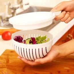 Σκεύος σαλάτας με κόφτη λαχανικών