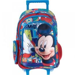Τσάντα Τρόλευ Δημοτικού Mickey Smile Paxos