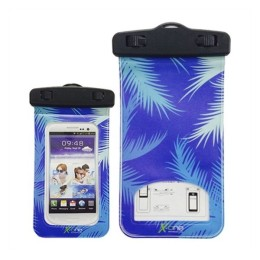 """Αδιάβροχη Smartphone Θήκη (έως 5,5"""") Ref. 117807 PVC"""