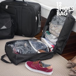 Τσάντα Ταξιδιού για Υποδήματα 12 Shoes Bag