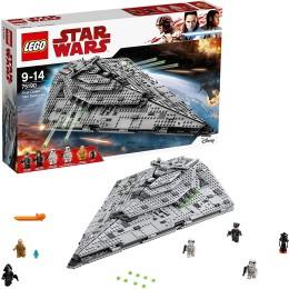 Lego Star Wars: First Order Star Destroyer (75190)