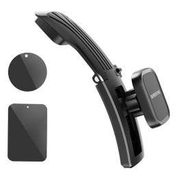 BOROFONE μαγνητική βάση smartphone για αυτοκίνητο BH17-BK, μαύρη
