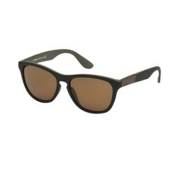 Ανδρικά Γυαλιά Ηλίου Με Πλαστικό Σκελετό Και Φακούς Χρώματος Καφέ Diesel DL018505J54