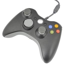 Μαύρο Ενσύρματο Χειριστήριο Joypad - Wired Controller Black για PC Υπολογιστή laptop