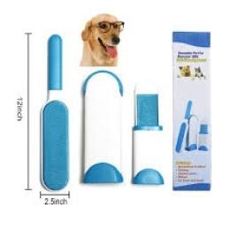 Reusable Pet Fur Remover– Αυτοκαθαριζόμενη Βούρτσα για Σκύλους και Γάτες