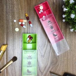 Ημερήσια θήκη χαπιών - 2 τμχ