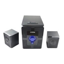 IVOOMi ηχεία iVO-2103 SUF BT 2.1ch, USB/SD/FM/BT, 40W, τηλεχειριστήριο