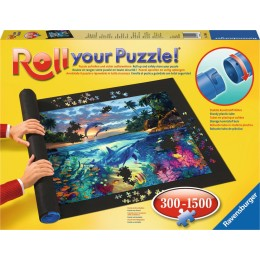 Roll your Puzzle! 300 to 1000pcs