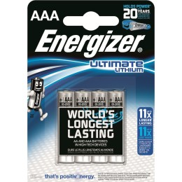 Energizer Ultimate Lithium AAA (4τμχ)