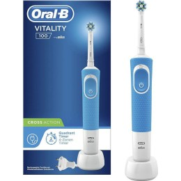 Oral-B Vitality 100 Cross Action Blue