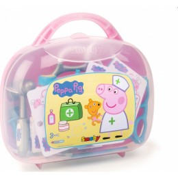 Smoby Peppa Doctor Case