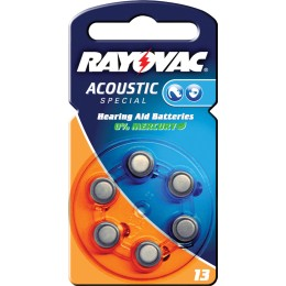 Rayovac Acoustic Special 13 6τμχ